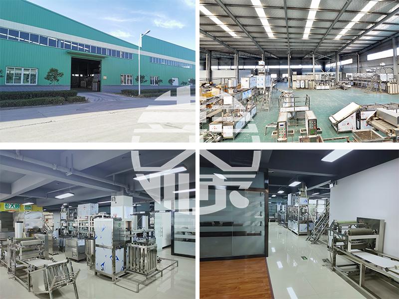 彭大顺豆腐机器厂家的厂房及总部合集