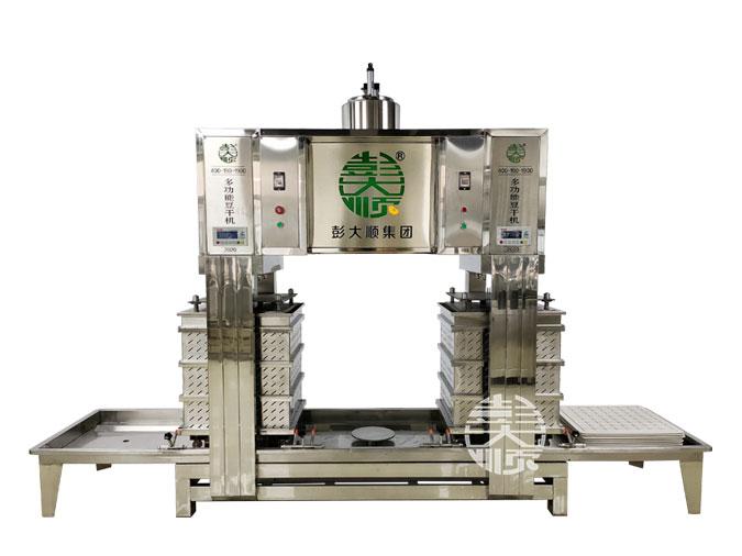 最新款豆干压机