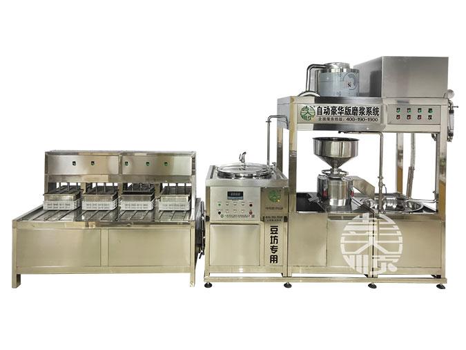 河南最新款豆腐机器图片展示