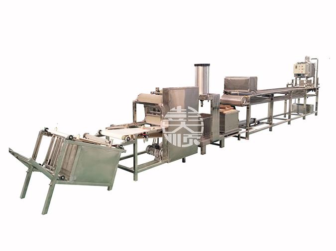 新乡豆腐皮机设备
